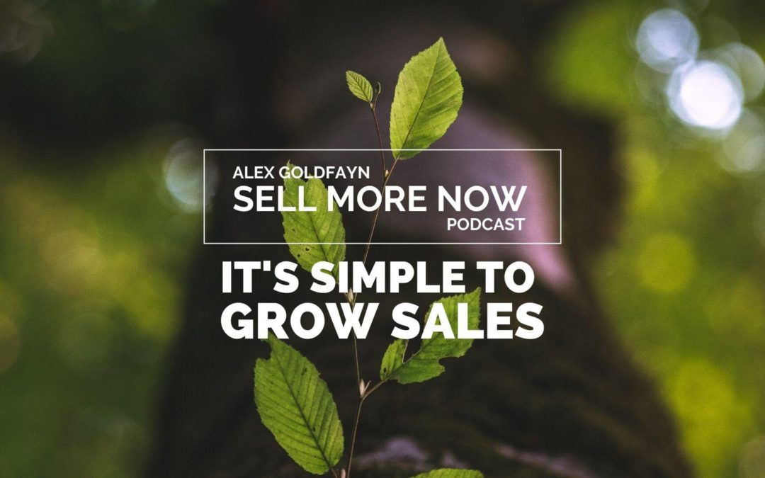 It's Extremely Simple To Grow Sales